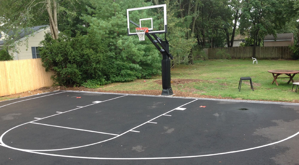 Best Paint For Outdoor Basketball Court